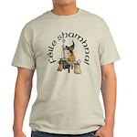 Gaelic Witch Scene Light T-Shirt