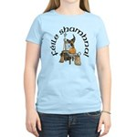 Gaelic Witch Scene Women's Light T-Shirt