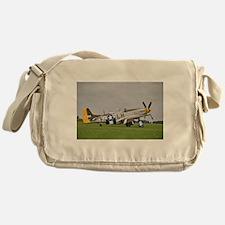 Cute World militaries Messenger Bag