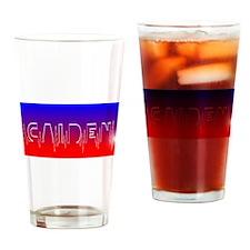 Caiden EKG Drinking Glass