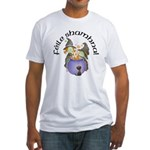 Little Irish Witches Fitted T-Shirt