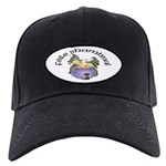 Little Irish Witches Black Cap