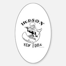 Hudson, New York Decal