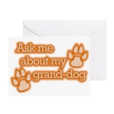 Grand-dog Greeting Cards (Pk of 10)