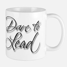 Dare to Lead Mug