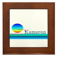 Kameron Framed Tile