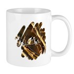 Butchy and Snickers Mugs