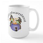 Little Irish Witches Large Mug