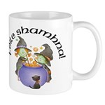 Little Irish Witches Mug