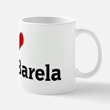 I Love Daniel Barela Mug