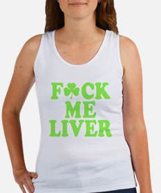 St. Patrick's Day Drinking Party Women's Tank Top