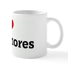 I Love Sophomores Mug
