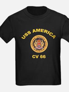 CV-66 USS America T