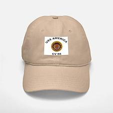 CV-66 USS America Baseball Baseball Cap