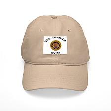 CV-66 USS America Baseball Cap