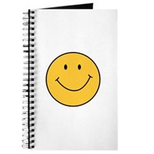 MINI SMILEY FACE Journal
