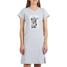 Gribble - the best little scien Women's Nightshirt