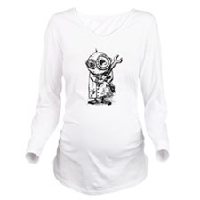 Gribble - the best l Long Sleeve Maternity T-Shirt