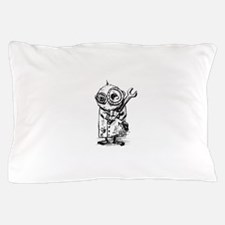 Gribble - the best little scientist Pillow Case