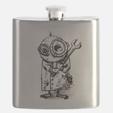 Gribble - the best little scientist Flask