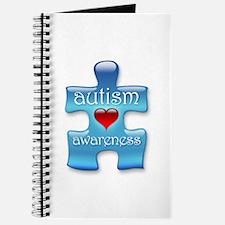 Autism Awareness (B) Journal