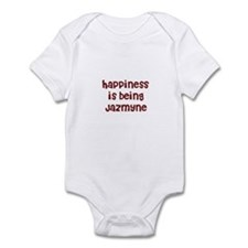 happiness is being Jazmyne Infant Bodysuit