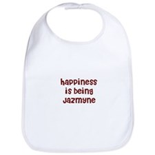 happiness is being Jazmyne Bib