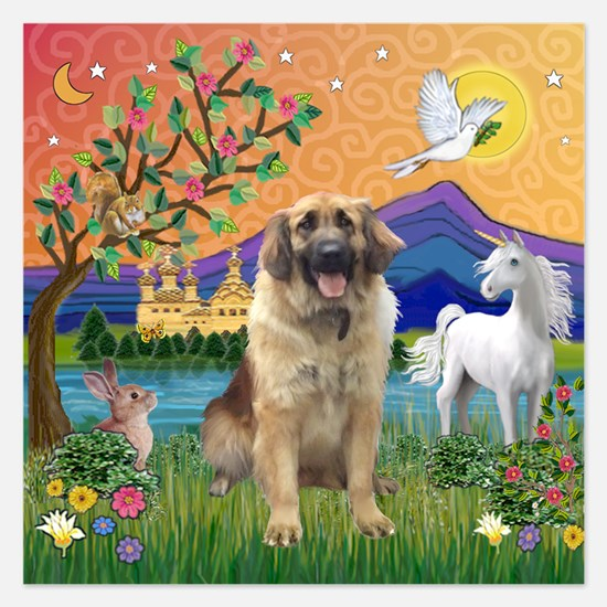 FantasyLand-Leonberger (G) Invitations