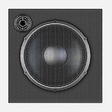 Speaker Tile Coaster