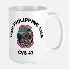 USS Philippine Sea CVS- 47 Mug