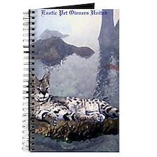 Unique Servals Journal