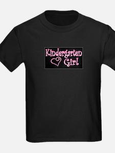 KINDERGARTEN GIRL T