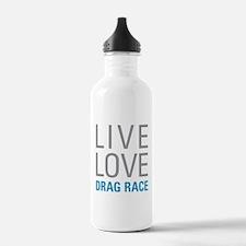 Drag Race Water Bottle