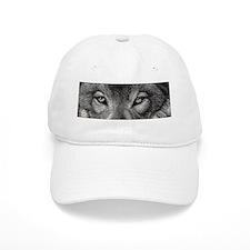 Wolf Sketch Baseball Cap