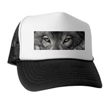Wolf Sketch Trucker Hat