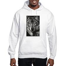 Wolf Sketch Hoodie