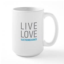 Electromechanics Mugs