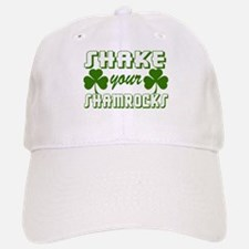 St. Patrick's Day Drinking Party Baseball Baseball Cap