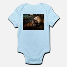 Cute Ferret lover Infant Bodysuit