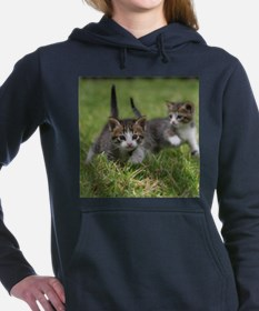 Cat_2015_0102 Women's Hooded Sweatshirt