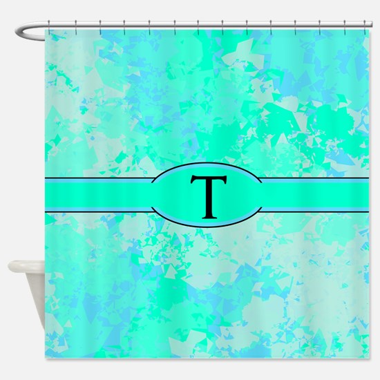 Sea Glass Memories Shower Curtain