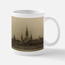 French Quarter, New Orleans Mugs