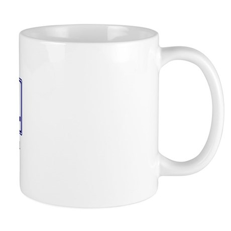 Eat, Sleep, Swim Mug
