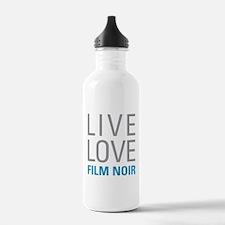 Film Noir Water Bottle