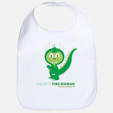 Happy the Hodag Waving Bib
