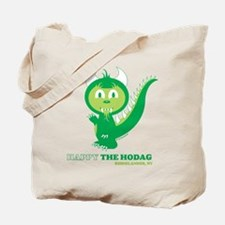 Happy the Hodag Waving Tote Bag