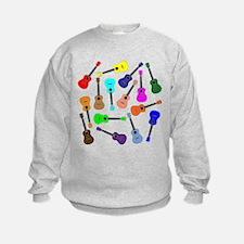 Rainbow Ukuleles Sweatshirt