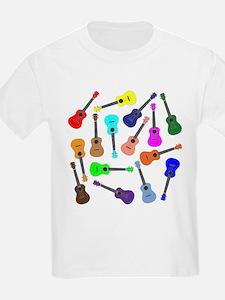 Rainbow Ukuleles T-Shirt