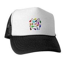 Rainbow Ukuleles Trucker Hat
