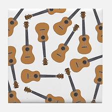 Ukuleles Ukes Tile Coaster